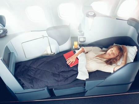 airberlin Business Class ©airberlin
