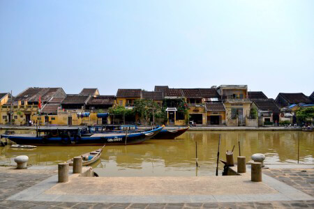 Hoi An Hafen ©ICS Travel Group