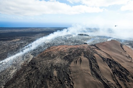 Mount Kilauea auf Big Island Hawaii ©HTA by Cameron-Brooks