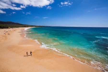 Makena Beach auf Maui, Hawaii ©HTA by Tor Johnson
