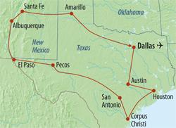 Odkryj stan teksas znany z ranch i parków narodowych obowiązkiem