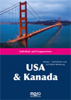 Cover unseres USA / Kanada Kataloges